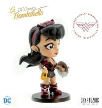 Ravishing Red Wonder Woman