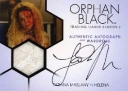 Orphan Black Trading Cards Season 2