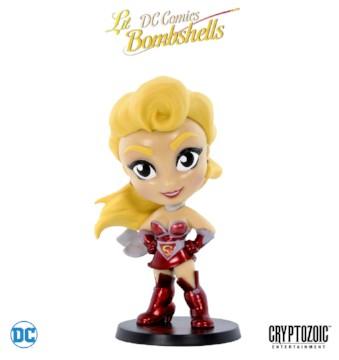Ravishing Red Supergirl