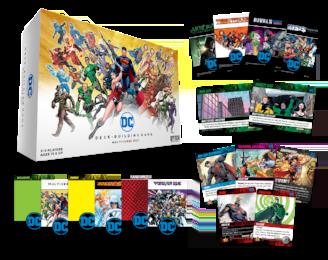 DC Deck-Building Game Multiverse Box
