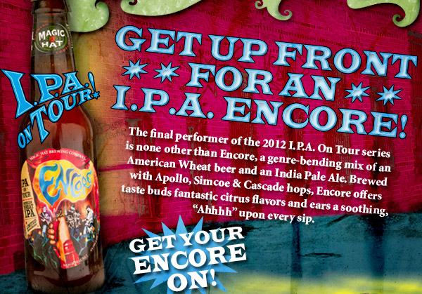 Get Your Encore On