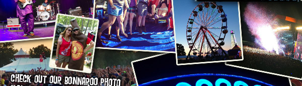 Check out our Bonnaroo Photo Albums on Facebook and Flickr and get psyched for next year!