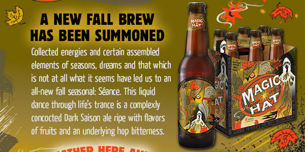 A New Fall Brew Has Been Summoned