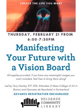 vision board creation feb 21