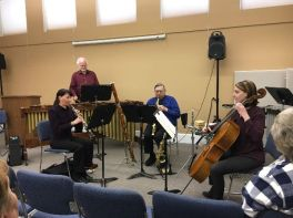 Bozeman Symphony Far Afield Performance