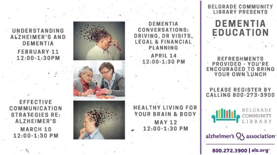 Dementia Education Info