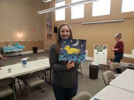 Teen Painting Masterpiece1