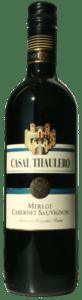 Casal Thaulero Merlot/Cabernet Sauvignon 2010