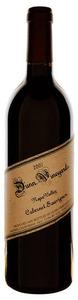 Dunn Vineyards Cabernet Sauvignon 2007