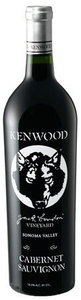 Kenwood Jack London Vineyard Cabernet Sauvignon 2007