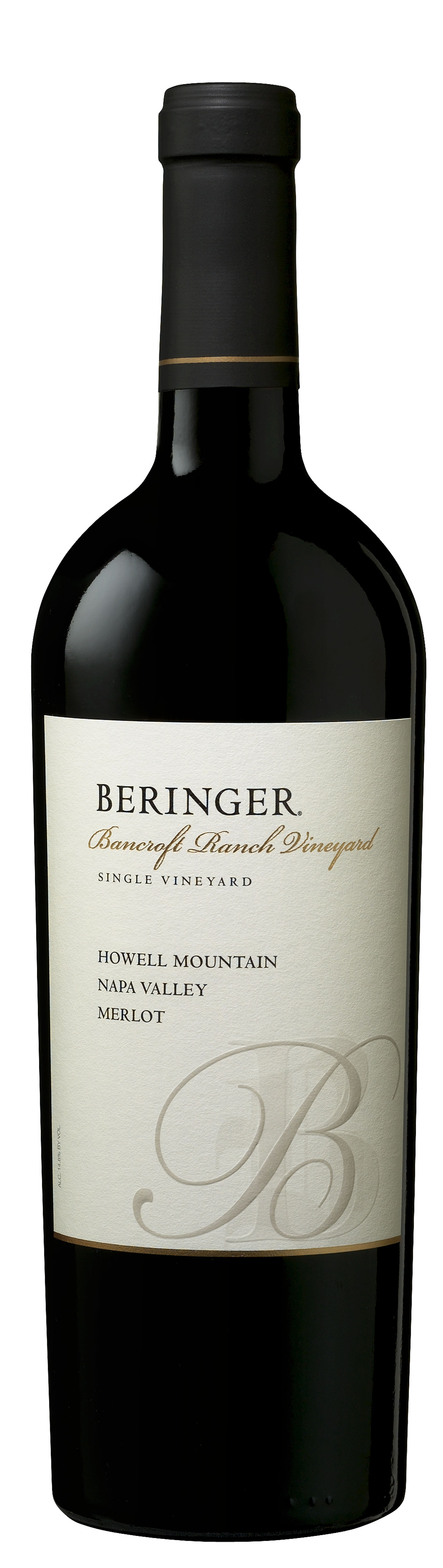 Beringer Bancroft Ranch Single Vineyard Merlot 2005
