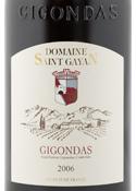 Domaine Saint Gayan Gigondas 2006