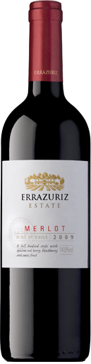 Errazuriz Estate Merlot 2008