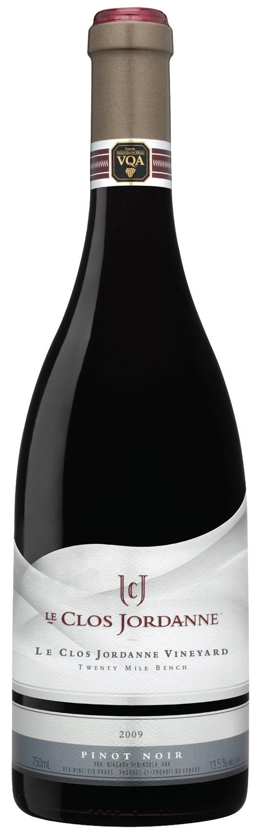 Le Clos Jordanne Le Clos Jordanne Vineyard Pinot Noir 2009