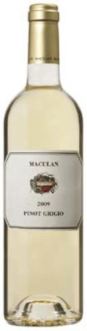 Maculan Pinot Grigio 2009