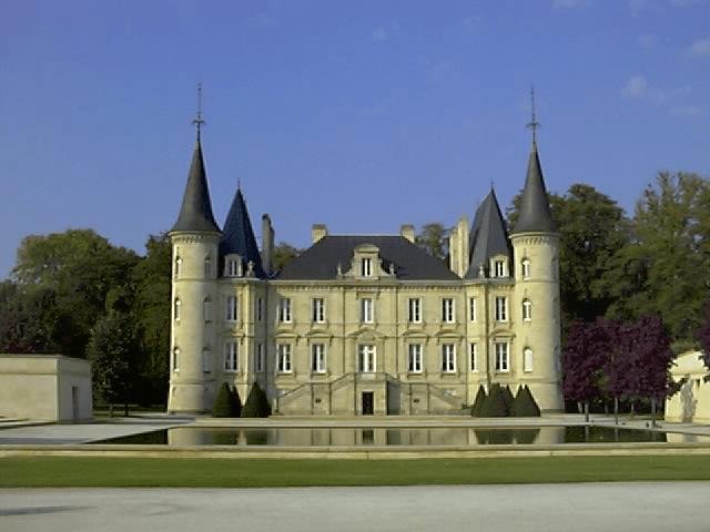 Pichon Lalande, Pauillac, Bordeaux