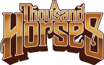 A Thousand Horses Logo