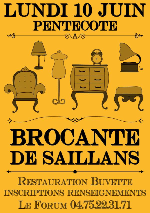 Appel à bénévoles / Brocante du 10 juin