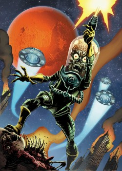 [Mars Attacks Cover]