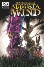[The Adventures of Augusta Wind Cover]