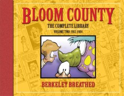 [Bloom County Volume 2 cover]