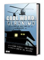 [Code Word Geronimo Cover]