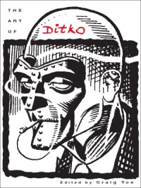 [The Art of Ditko cover]