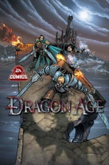 [Dragon Age #1 cover]