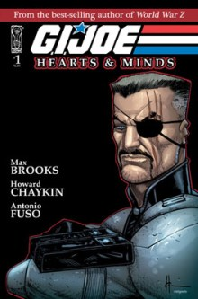 [G.I. JOE: Hearts & Minds #1 cover]