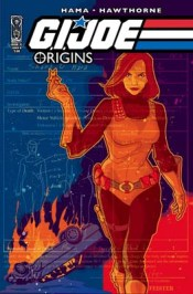 [GI JOE Origins Vol 2 cover]