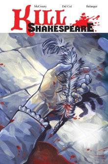 [Kill Shakespeare Vol 1 TPB cover]