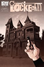 [Locke & Key: Omega Cover]