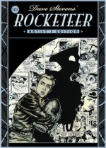 DAVE STEVENS' THE ROCKETEER: ARTIST'S EDITION cover