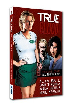 [True Blood: All Together Now hardcover image]
