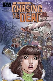 [Chasing the Dead #1 Cover]