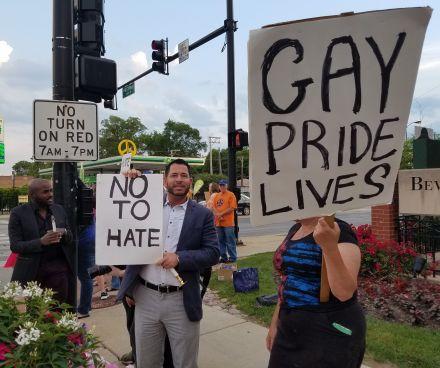 Gay Pride Lives!