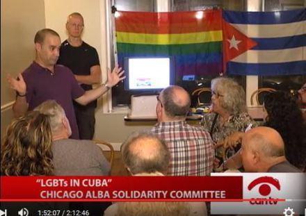 Cuban LGBT Activist on CAN TV