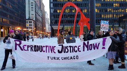 Reproductive Justice Now!