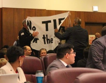 """No TIF for the Rich!"""
