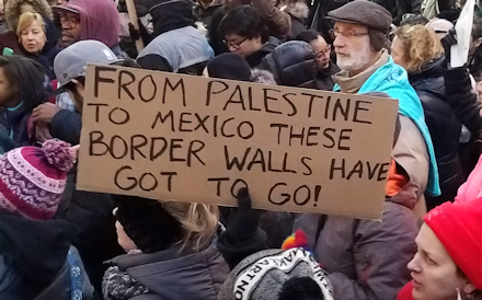 From Palestine to Mexico....