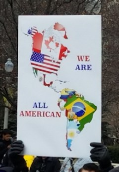 We are all American