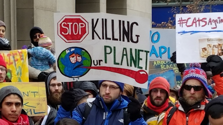 Stop Killing Our Planet