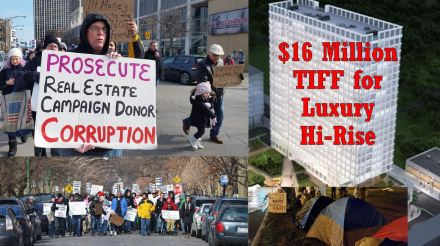 No TIF for the rich!