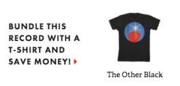 King Tuff - The Other Album & Shirt Bundle