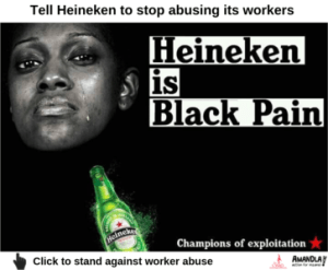 heineken black pain