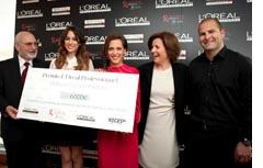 Premio L'OREAL