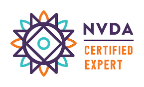 NVDA expert logo