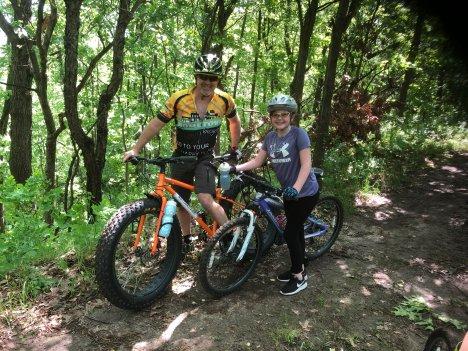 POTO Take a Kid Mountain Biking Day