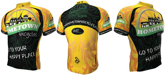 Hometown Cycling Jersey
