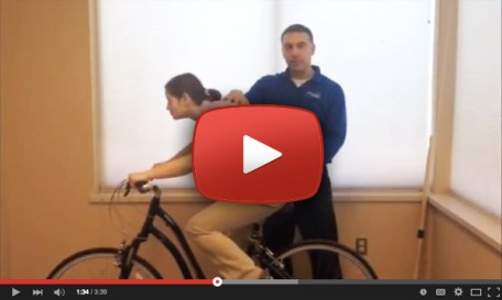 Pro Motion Physical Therapy - Proper posture on a bicycle